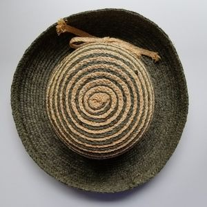 NEW Kate Lord Straw Sun Hat